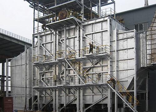青岛200吨焦化余热锅炉