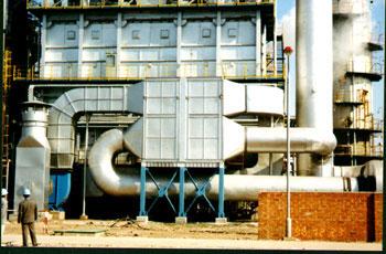 南京碳素窑余热锅炉项目