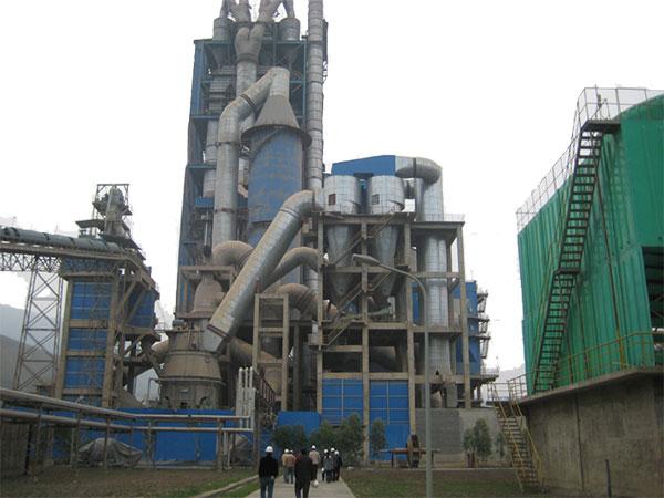 新疆120t/d水泥窑余热锅炉