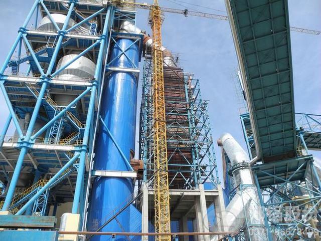焦化集团焦炉煤气回收发电项目