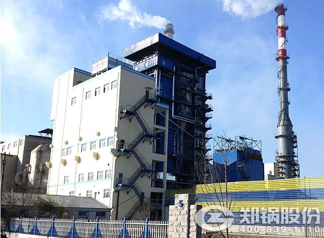 河北东光150吨流化床电站锅炉项目