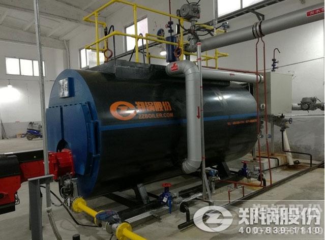 中国石化分公司2台燃油燃气锅炉项目
