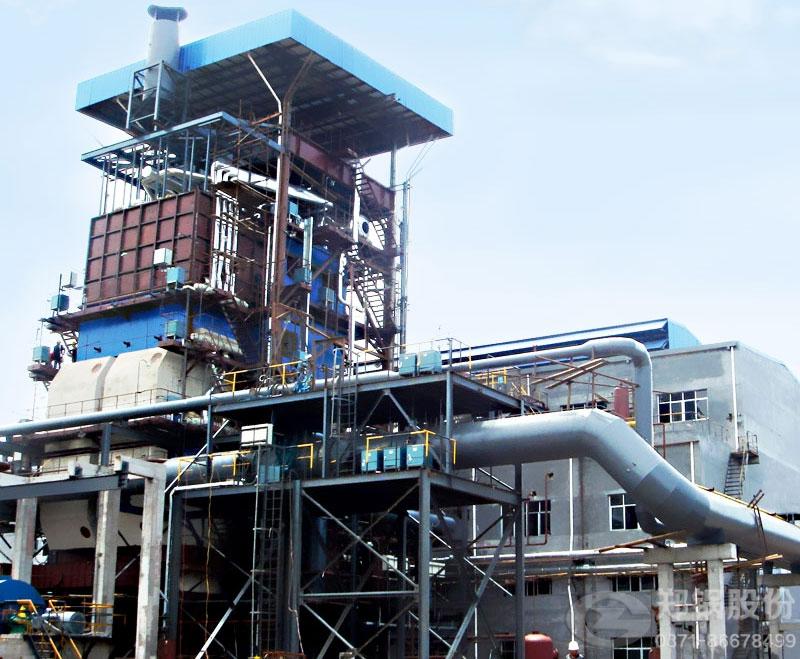 炼钢厂余热发电锅炉