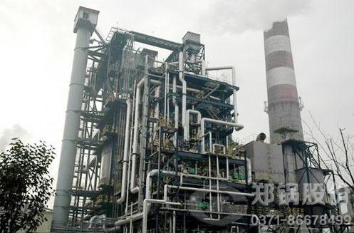 新型干法水泥熟料生产过程的废气余热回收利用