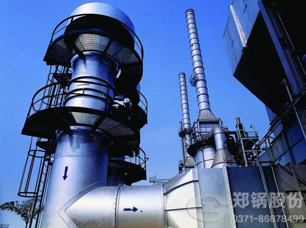 铜冶炼厂余热回收用什么锅炉