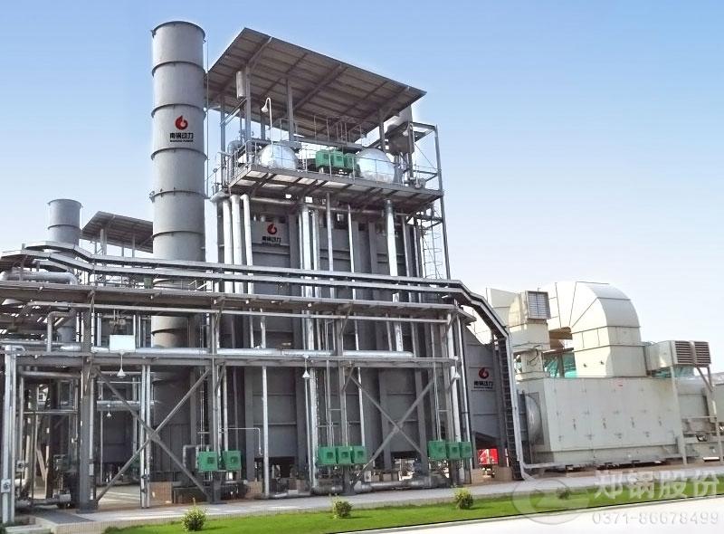 水泥余热发电锅炉厂家
