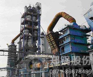 高温高压及中温中压干熄焦余热锅炉发电量比较