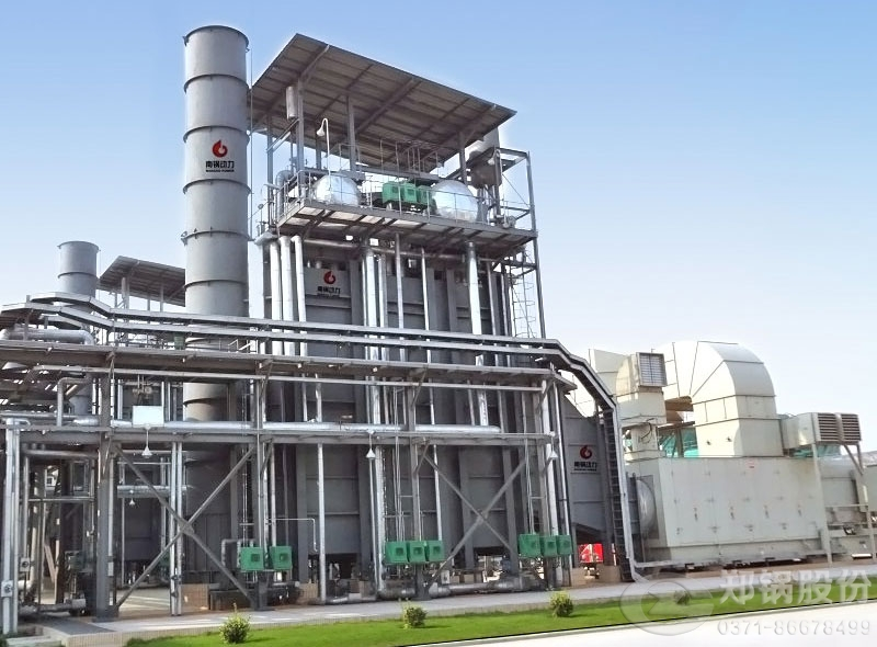 高温高压干熄焦余热锅炉的安全性
