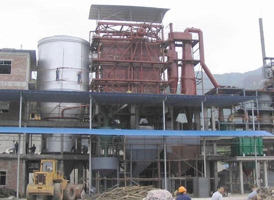 冶金厂余热锅炉