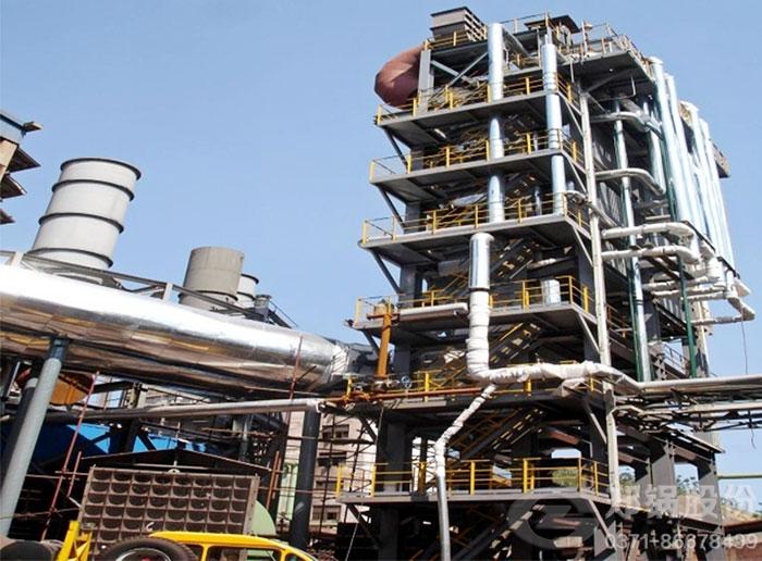危险废弃物焚烧余热锅炉大走低碳减排路