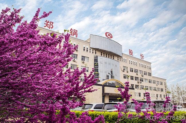 热烈祝贺郑锅入选郑州市2013年度百强企业