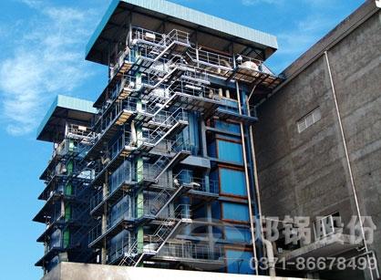 热烈祝贺郑锅中标大吨位高温高压电站锅炉项目
