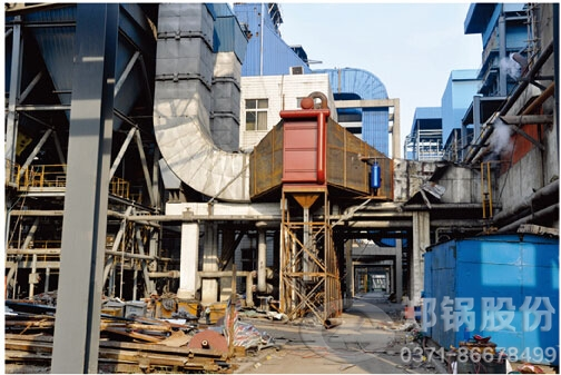 六孔窑余热回收锅炉喷水减温器使用注意事项